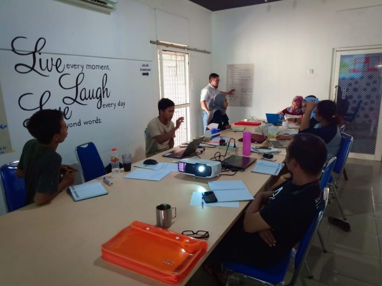 Pelatihan Business Plan Program Livelihood
