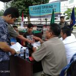 Perda Kota Medan Melakukan Sidang Tipiring KTR