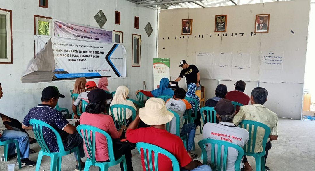 Pertemuan Rutin Kelompok Tani Desa Sambo