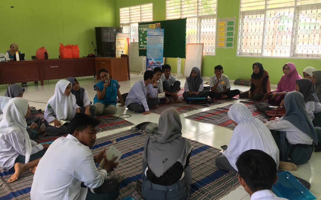 Pelatihan Manajemen Tim Siaga Sekolah