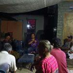Pertemuan Kelompok Tani Suka Maju desa Sambo