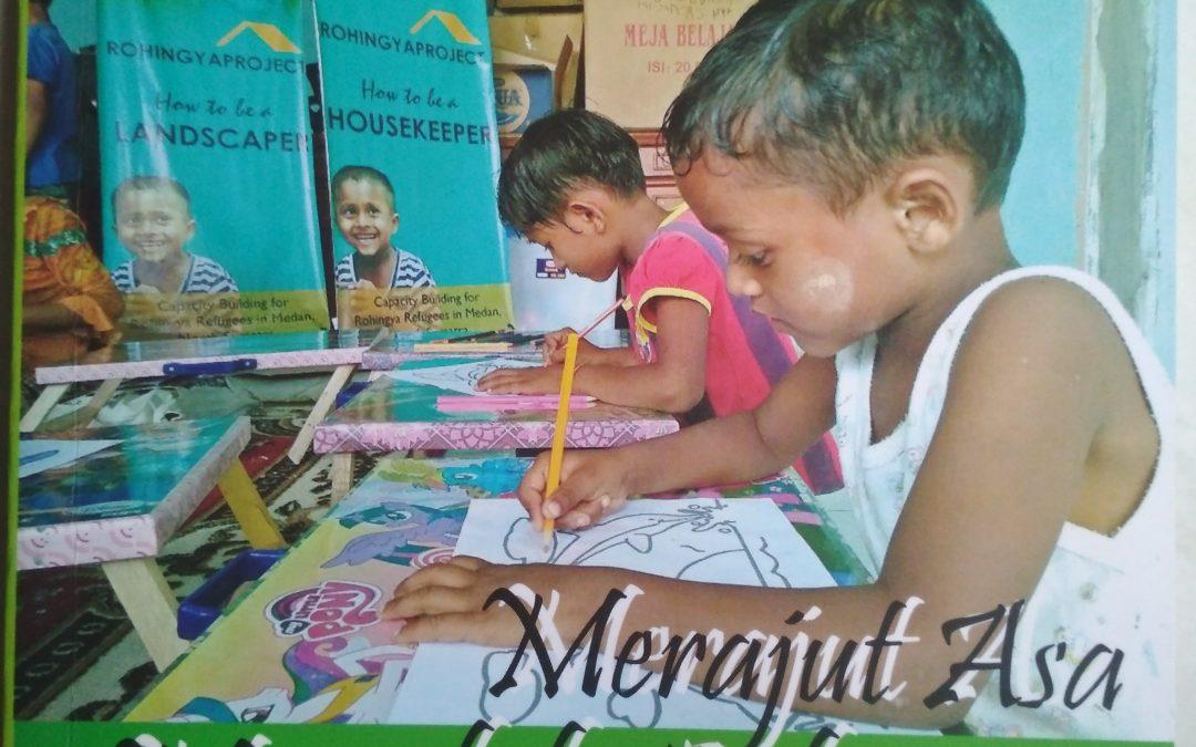 Merajut Asa Memeluk Rohingya