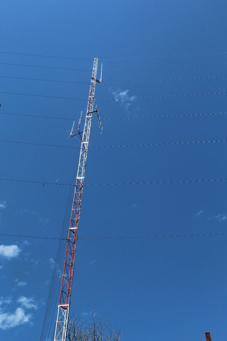 YPI Bangun Tower Stasiun Radio Pancar Ulang Antisipasi Bencana