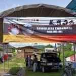 YPI Menggelar Simulasi Penanganan Darurat Bencana Alam
