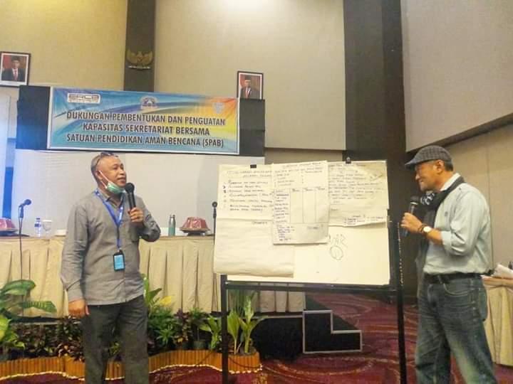 YPI dan ERCB Dukung Sekolah Aman Bencana