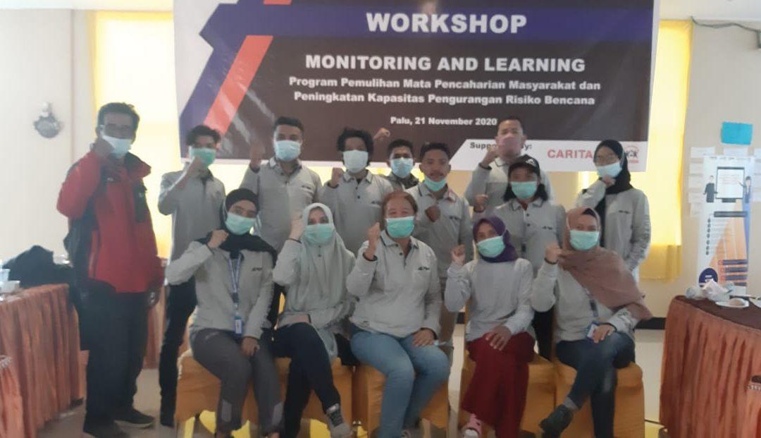 Pelaksanaan Monitoring dan Evaluasi Program Livelihood dan PRB