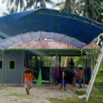 Kondisi Terkini Rumah Kompos desa Jono