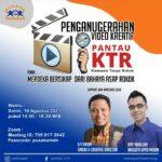 Penganugerahan Video Kreatif Pantau KTR
