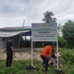 Rumah Produksi Kompos Desa Baluase
