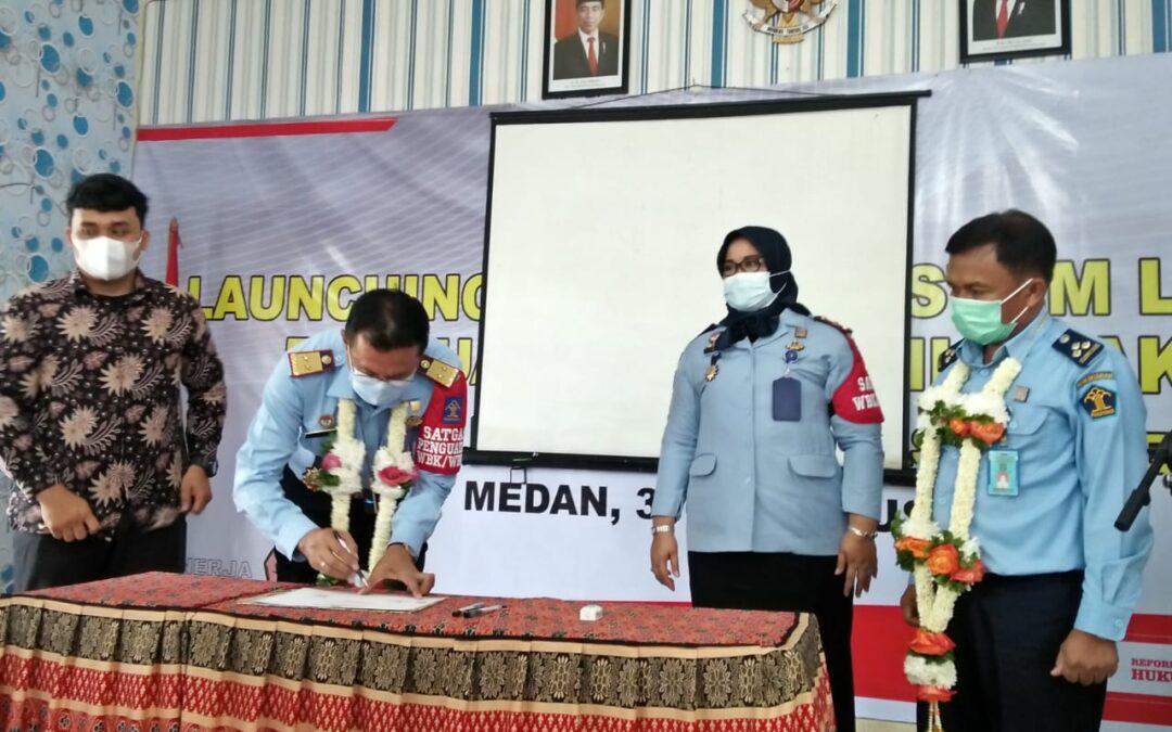 Launching Aplikasi Sistem Layanan Bantuan Hukum (Silabakum)