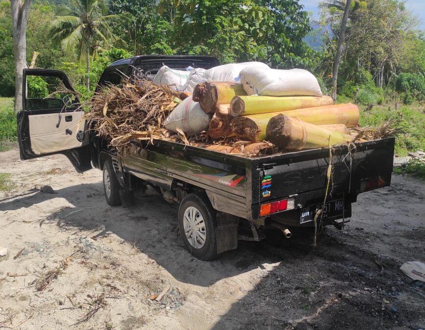 Produksi Pupuk Kompos Palindo