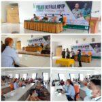 Pisah Sambut Kepala BPTP Propinsi Sulawesi Tengah